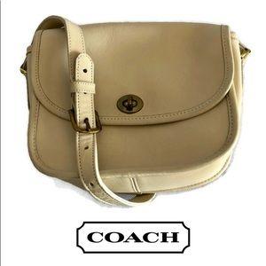 Vintage Coach Shoulder Bag NYC